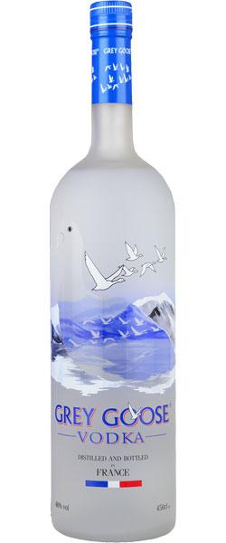 Grey Goose Vodka 4.5 litre