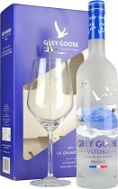 Grey Goose Vodka 70cl Le Grand Fizz Gift Pack
