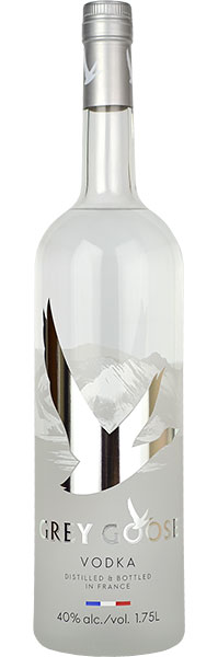 Grey Goose Vodka La Lumiere Edition Magnum / 1.75 litre