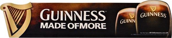 Guinness Bar Runner - Made of More Design