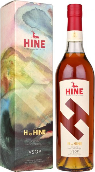 H by Hine VSOP Fine Champagne Cognac 70cl