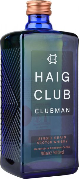 Haig Club Clubman Scotch Whisky 70cl