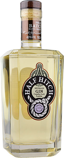 Half Hitch Gin - Handcrafted, Small Batch 70cl