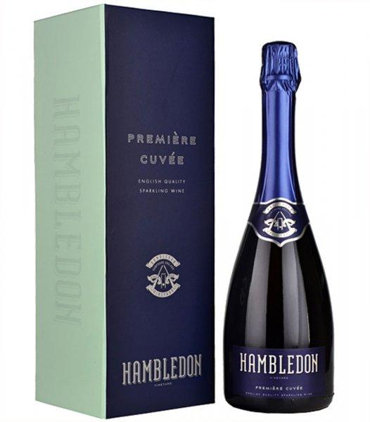 Hambledon Premiere Cuvee Brut NV English Sparkling Wine 75cl