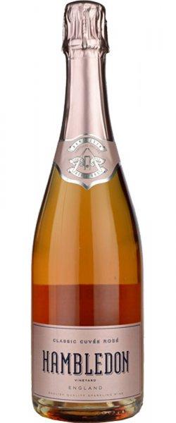 Hambledon Classic Cuvee Rose NV English Sparkling Wine 75cl