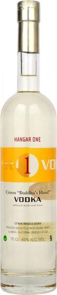 Hangar One Citron Buddha's Hand Lemon Vodka 70cl