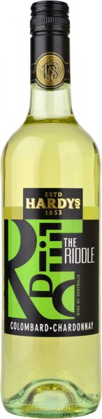 Hardys The Riddle Colombard Chardonnay 75cl