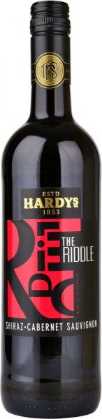 Hardys The Riddle Shiraz Cabernet 75cl