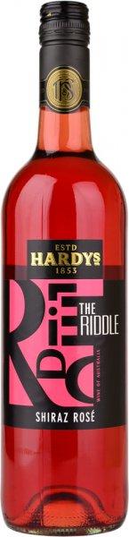 Hardys The Riddle Shiraz Rose 75cl