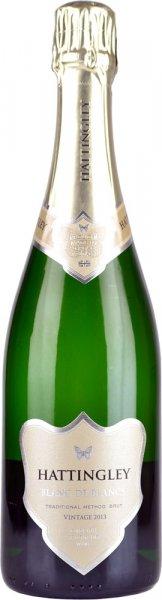 Hattingley Valley Blanc de Blanc English Sparkling Wine 2013 75cl