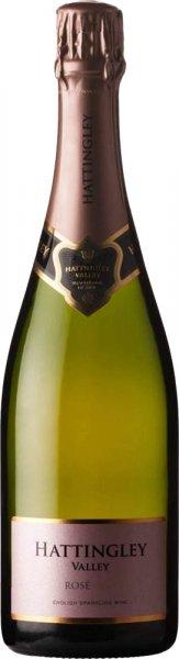 Hattingley Valley Rose English Sparkling Wine 2015 75cl