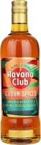 Havana Club Cuban Spiced Rum 70cl