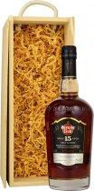 Havana Club Gran Reserva 15 Year Old 70cl in Wood Box (SL)