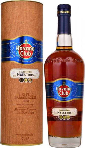 Havana Club Seleccion de Maestros Rum (45% vol) 70cl