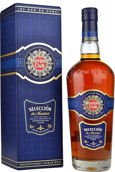 Havana Club Seleccion de Maestros Rum (45% vol) 70cl