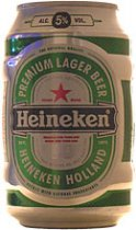 Heineken Lager 330ml CAN