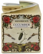 Hendrick's Cucumber Cultivation Kit