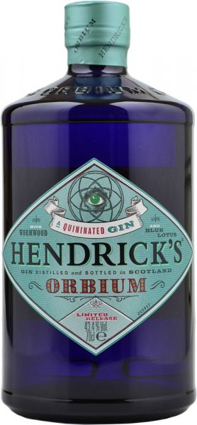 Hendricks Gin Orbium - Quininated Gin 70cl ** Limited Release **
