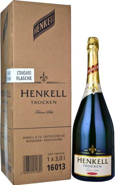 Henkell Trocken Dry Sec Sparkling Jeroboam (3 litre)