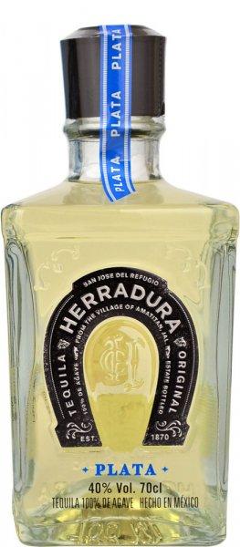 Herradura Plata Tequila 70cl