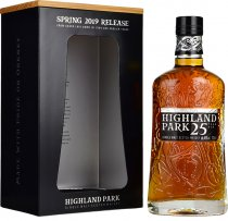 Highland Park 25 Year Old Spring 2019 Release 46% 70cl