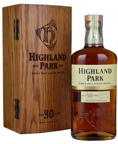 Highland Park 30 Year Old 70cl