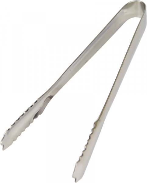 Ice Tongs 7 inch - Stainless Steel