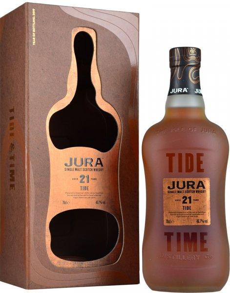 Isle Of Jura 21 Year Old Tide Single Malt Scotch Whisky 70cl