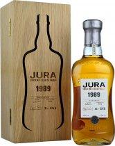 Isle of Jura 1989 Rare Vintage Single Malt Whisky 70cl