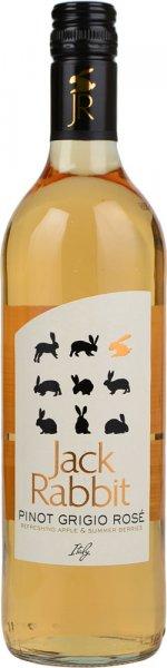 Jack Rabbit Pinot Grigio Rose 75cl