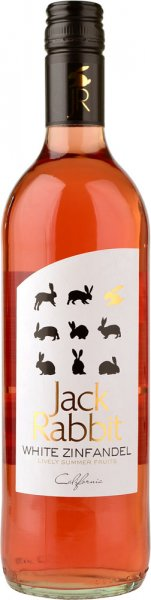 Jack Rabbit White Zinfandel (Blush) 75cl