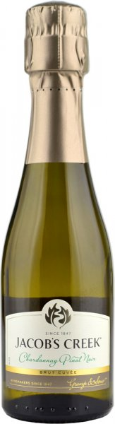Jacobs Creek Chardonnay Pinot Noir Sparkling 20cl