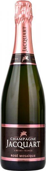 Jacquart Rose Mosaique NV Champagne 75cl
