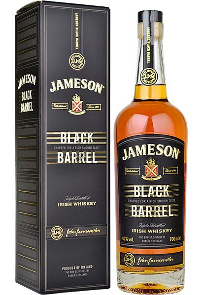 Jameson Black Barrel Small Batch Irish Whiskey 70cl
