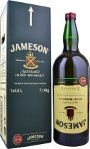 Jameson Irish Whiskey 4.5 litre