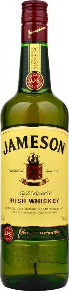 Jameson Irish Whiskey 70cl