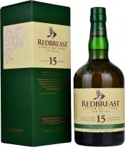 Jameson Redbreast 15 Year Old Irish Whiskey 70cl