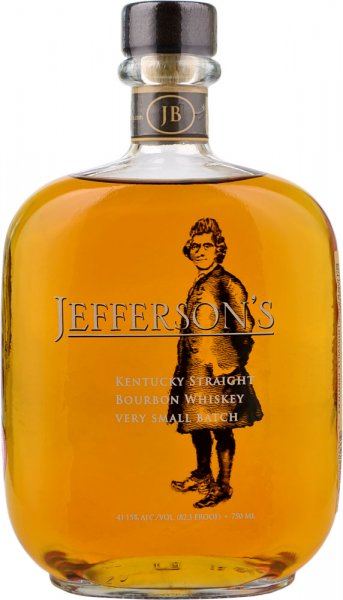 Jeffersons Very Small Batch Bourbon 75cl