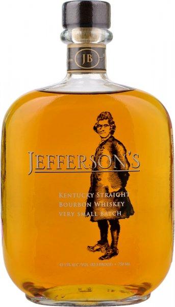 Jeffersons Very Small Batch Bourbon 75cl