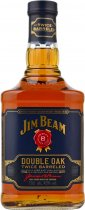 Jim Beam Double Oak Bourbon 43% 70cl