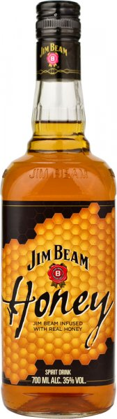 Jim Beam Honey 35% 70cl