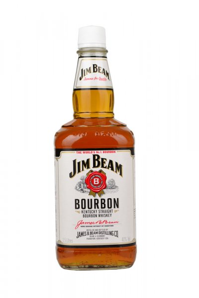 Jim Beam White Bourbon 1.5 litre