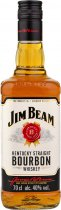 Jim Beam White Bourbon 70cl