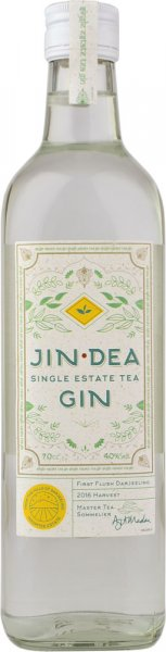Jindea Single Estate Tea Gin 70cl
