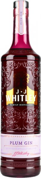 JJ Whitley Plum Gin 70cl