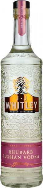 JJ Whitley Rhubarb Russian Vodka 70cl