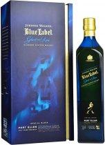 Johnnie Walker Blue Label Ghost and Rare Port Ellen Scotch Whisky 70cl
