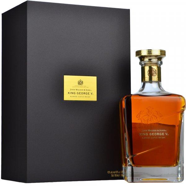 Johnnie Walker Blue Label King George V Whisky 70cl