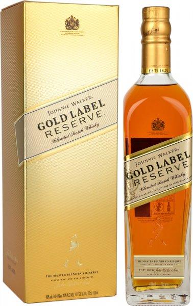 Johnnie Walker Gold Label Reserve 70cl
