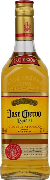 Jose Cuervo Especial Gold Tequila 70cl